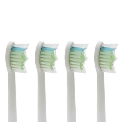 (一卡4入)副廠音波震動牙刷頭 HX6063 相容飛利浦 PHILIPS 電動牙刷