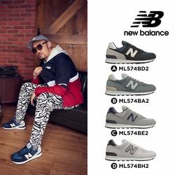 新品【New Balance】 復古鞋_中性_574系列 4款