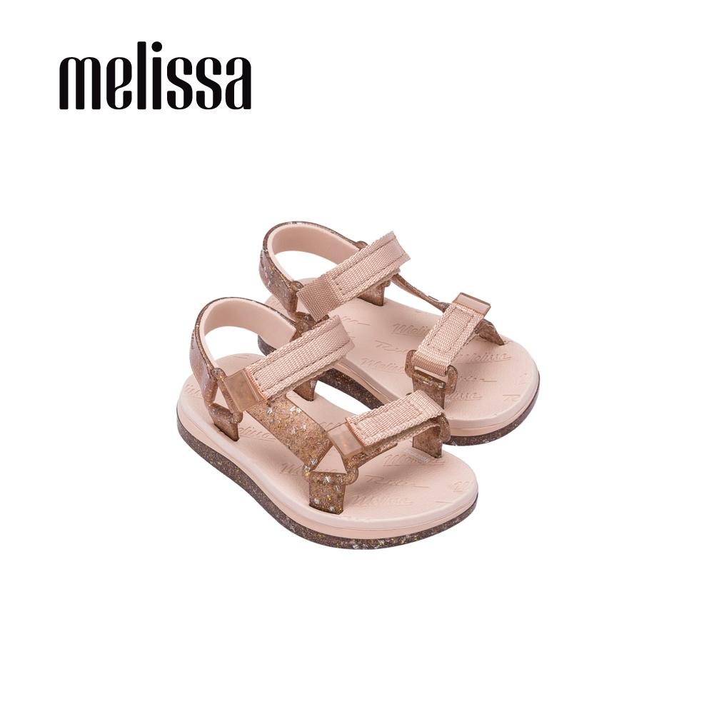 Melissa x Rider Good Time潮流休閒涼鞋 寶寶款-粉色
