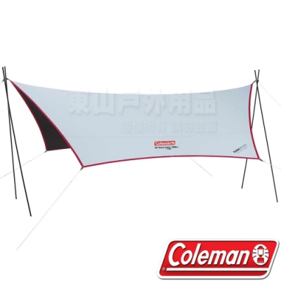 Coleman CM-36441 XP六角形天幕/MDX+ 露營炊事帳/客廳帳 可搭配帳篷網屋 公司貨