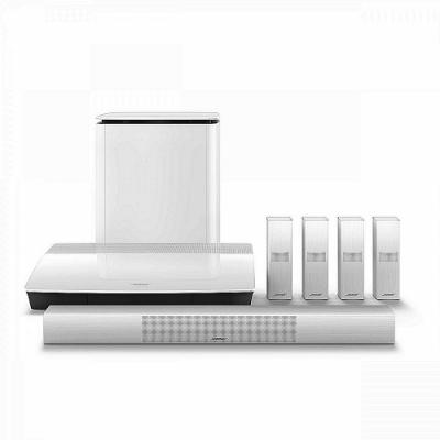 美國 BOSE Lifestyle 650 白色款 無線 Sound bar 5.1聲道家庭娛樂音響組(平行輸入)