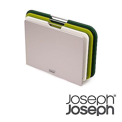 Joseph Joseph 好抽取止滑砧板三件組(高原綠)