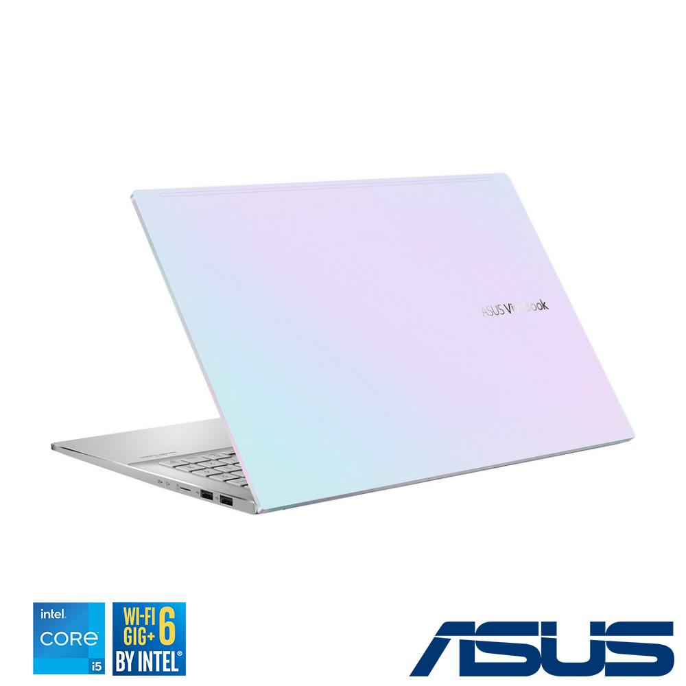 ASUS S433EQ 14吋筆電 (i5-1135G7/MX350/16G/512GB SSD/VivoBook S14/幻彩白)
