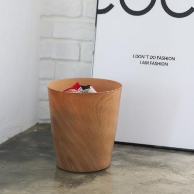完美主義 水轉印紋路垃圾桶/儲物桶/置物桶-9L(3色)