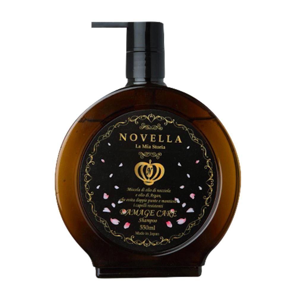 Novella 摩洛哥油洗髮精550ml-修護受損