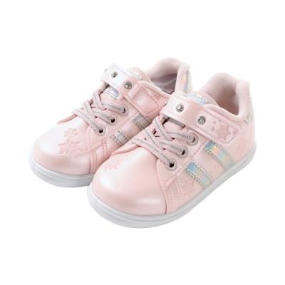 魔法Baby 女童鞋 台灣製冰雪奇緣正版親子兒童款運動鞋 sa04513