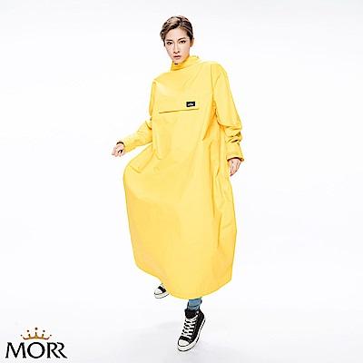 MORR 時尚機能風雨衣-經典黃NG1104-33
