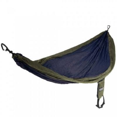 ENO SingleNest Hammock 單人吊床 海軍藍/橄欖綠