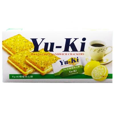 【Yu-Ki】檸檬夾心餅(150g)