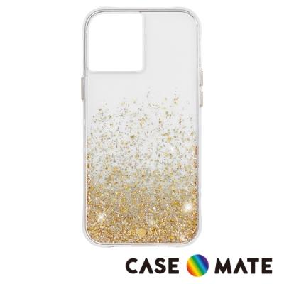 美國 Case-Mate iPhone 12 / 12 Pro Twinkle Ombré 金色暮光防摔抗菌手機保護殼