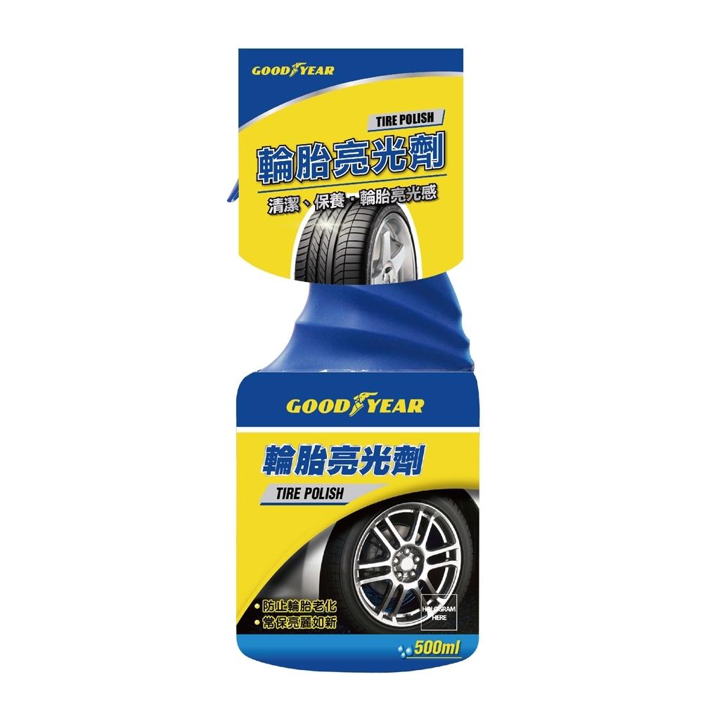 固特異 輪胎亮光劑 500ml-急速配