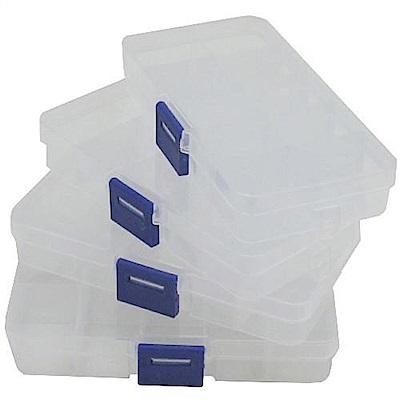 月陽10格可拆分雜物收納盒萬用盒藥盒 超值4入(PP104)
