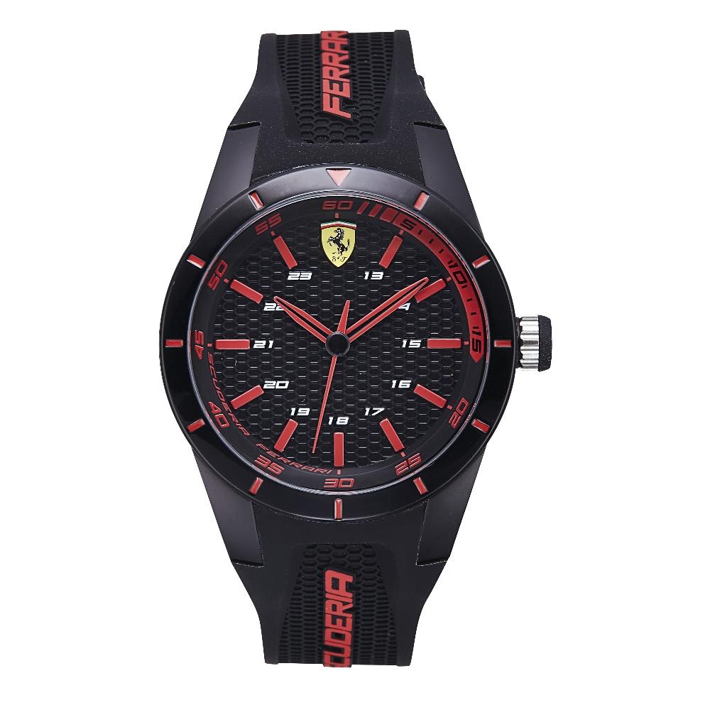 FERRARI Pit Crew速度感時尚腕錶/FA0830245