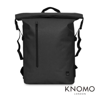 KNOMO 英國 Cromwell 英倫戶外風格電腦後背包 - 黑色 15 吋