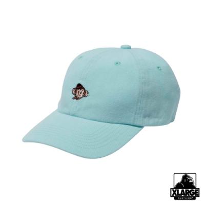 XLARGE KEITH 6PANEL CAP六分割帽-藍