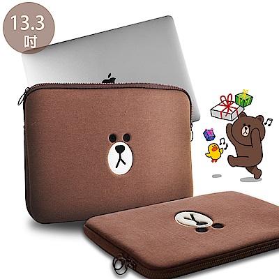 iStyle 熊大筆電包(13.2吋)