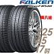 【飛隼】AZENIS FK510 濕地操控輪胎_二入組_225/45/17(FK510) product thumbnail 2