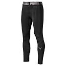 PUMA-男性訓練系列BND緊身褲-黑色-歐規