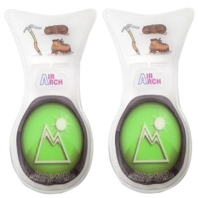 韓國製造氣拱鞋墊 按摩減壓鞋墊子-(快)