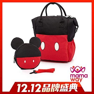 Mamaway媽媽包 防走失包 迪士尼造型防走失二合一包