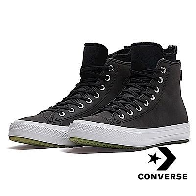 CONVERSE-All Star-男女休閒鞋-黑