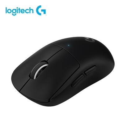 羅技 PRO X 無線輕量化電競滑鼠-黑