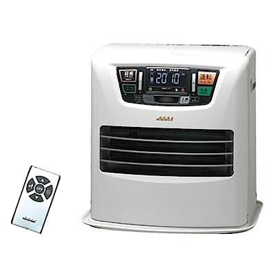 日本TOYOTOMI 節能偵測遙控型煤油爐電暖器 LC-SL36H-TW