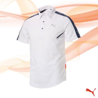 PUMA GOLF 男 高爾夫球系列短袖POLO(日本線) 923859 03