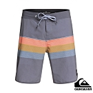 【QUIKSILVER】SEASONS BEACHSHORT 20吋衝浪休閒褲 黑灰