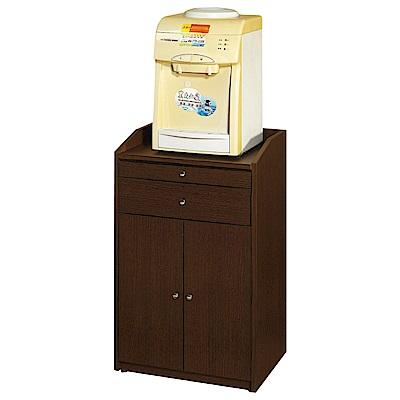 綠活居 尼圖1.7尺木紋置物櫃/收納櫃(三色)-50.4x39x81.9cm-免組