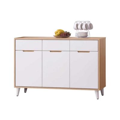 Boden-伊甸4尺北歐風收納餐櫃/碗盤置物櫃/電器櫃(下座)-121x40x82cm