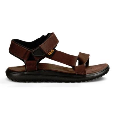 TEVA Terra-Float Universal Lux 輕量休閒涼鞋 咖啡