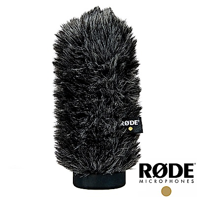 RODE NTG1/NTG2 麥克風防風毛罩 WS6