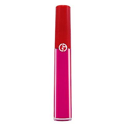 GIORGIO ARMANI 奢華絲絨訂製唇萃#517桃粉晚宴包 6.5ml 限量色