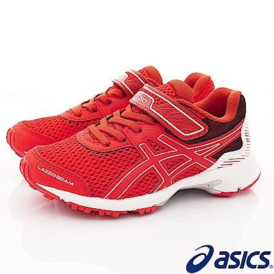 asics競速童鞋 LAZERBEAM A018-606紅(中大童段)