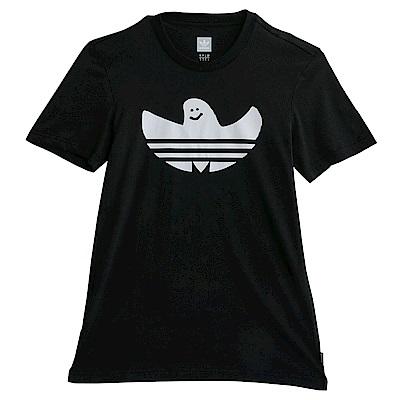 Adidas 愛迪達 SOLID-短袖上衣-男