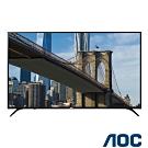 【送標安+好禮】AOC 65型 4K 淨藍光顯示器+視訊盒 65U6080