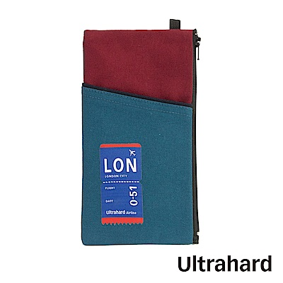 Ultrahard Traveler手機袋-倫敦LON (升級plus版)