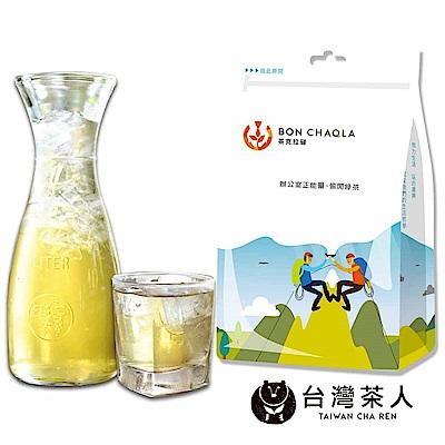 台灣茶人 辦公室正能量-偷閒綠茶(25入/袋)