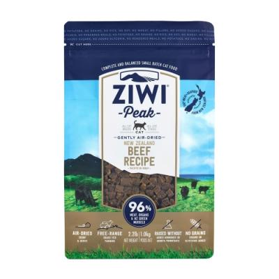 ZiwiPeak 巔峰 96%鮮肉貓糧 牛肉 1Kg