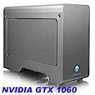 AKiTiO Node Pro  PCIe 轉接盒(含NVIDIA GTX1060 顯卡)