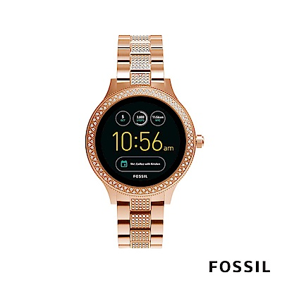 FOSSIL Q VENTURE 時尚晶鑽觸控式智慧手錶