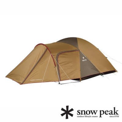 【snow peak 】Amenity Dome 寢室帳『M』SDE-001RH