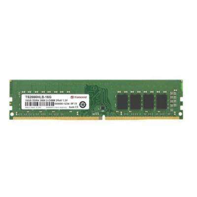 Transcend創見 TS系列  DDR4-2666MHz 8GB 桌上型記憶體