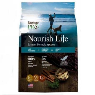 Nurture PRO 天然密碼 低敏鮭魚/成犬 1lb/454g(4入組) (贈送咖啡卷*1張)