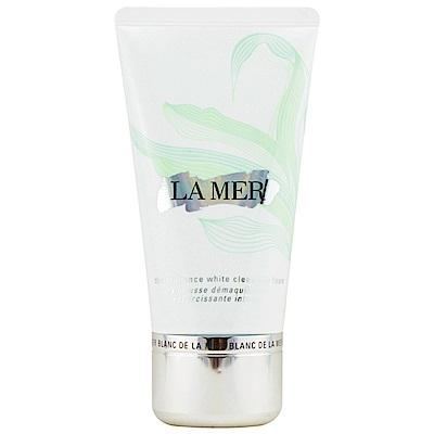 (即期品)LA MER海洋拉娜 璀璨淨白潔膚乳125ml(無盒版)(效期2019年02月)