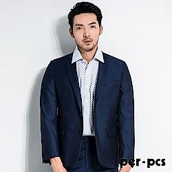 per-pcs 都會時尚修身西裝外套_718301