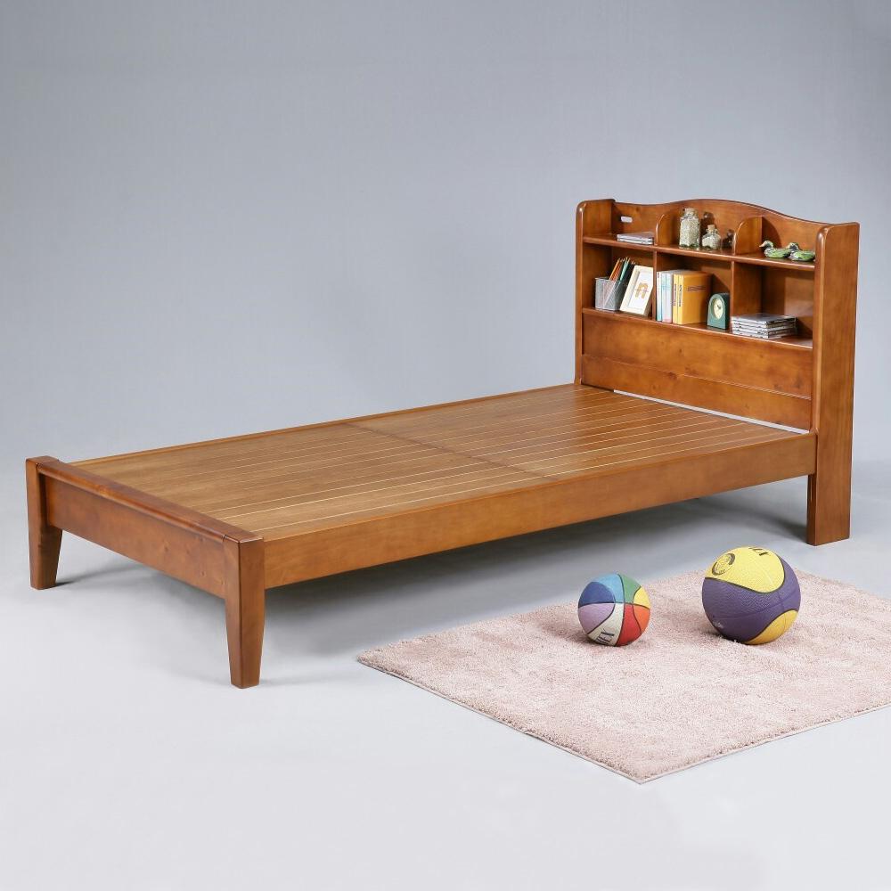 Homelike 松本床架組-單人3.5尺-108x213x111cm