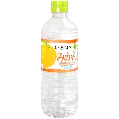 Coca-Cola ILOHAS 蜜柑風味水(555ml)