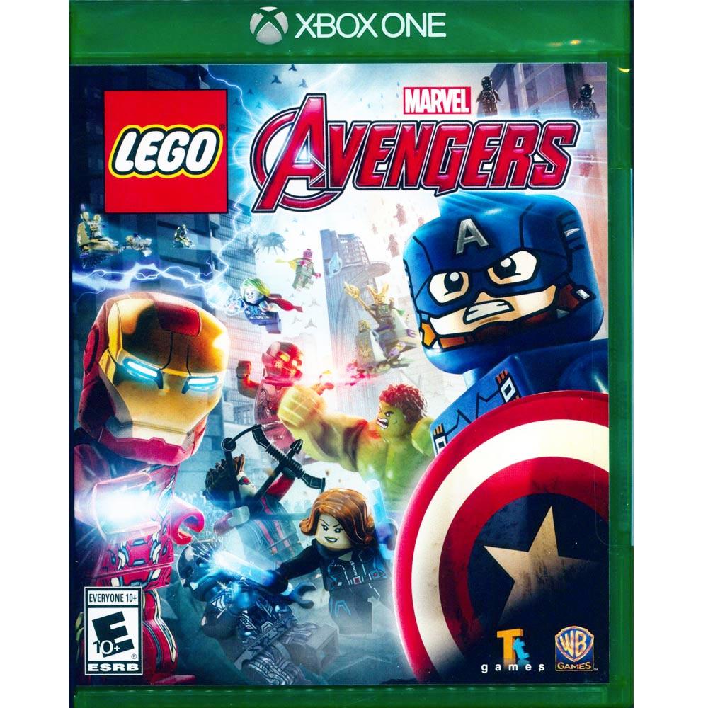 樂高:復仇者聯盟 LEGO:Marvel Avengers-XBOX ONE 英文美版